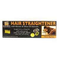 Nitro Canada Hair Straightener Keratin & Olive Oil Extracts 110ml