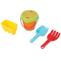 Color Beach Toys 5 Pcs Set