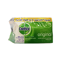 Dettol Wipes Original Family Pack Of 3 40 Sheets