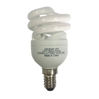 Ge E.Saving Lamp 8W E14 Spiral Whit