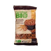 Carrefour Bio Bretzels Epeautre &Sesame 150GR