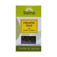 Suma Organic Basil 20GR