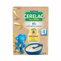 Nestle Cerelac Infant Cereal With Rice From 4 Months 200GR