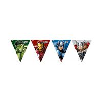 Marvel Flag Banner Avenger Multi Heroes