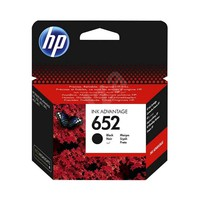 Hp Cartridge 652 Black