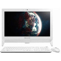 "Lenovo All-In-One PC C20 3060 4GB RAM 500GB Hard Disk 1GB Graphic Card 19.5"""" White"