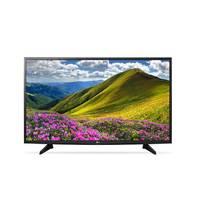 تلفزيون إل جي ال إي دي إتش دي حجم 49 إنش موديل 49LJ510V لون أسود