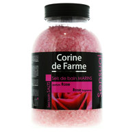 Corine De Farme Sea Bath Salts Rose Fragrance 1.3kg
