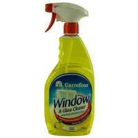 Carrefour Window & Glass Cleaner Lemon 750ml