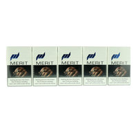 Merit Blue 200/20 Filter Cigarettes(Forbidden Under 18 Years Old)
