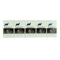 Merit Blue 200/20 Filter Cigarettes(Forbidden Under 18 Years Old)