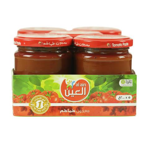 Al-Ain-Tomato-Paste-200g-x5