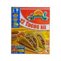 Cantina Mexicana 12 Tacos Kit 325g