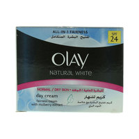 Olay Natural White Day Cream Spf24 50G