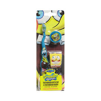 DR. Fresh Spongebob Suction Toothbrush With Cup