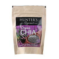 Hunters Gourment Chia Seeds 300gm