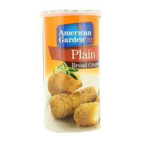American Garden Plain Bread Crumbs 425g