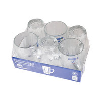 Luminarc Jersey Tea Mug Set 230 Ml 6 Pieces