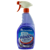 Carrefour Window & Glass Cleaner Lavender 750ml