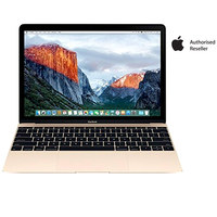 "Apple MacBook MLHF2 M5 1.2Ghz 8GB RAM 512GB SSD 12.0"" Gold English/Keyboard"