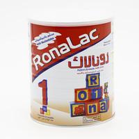 Ronalac Infant Milk Formula 0-6 Months 850 g