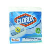 Clorox Microfiber Floor Cloth 1Unit