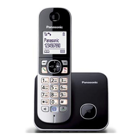 Panasonic-Cordless-Phone-Digital-KX-TG6811-UEB