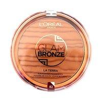 L'Oreal Paris Powder Blush Glam Bronze La Terra Tribal Powder Natural Capri 02 6ML