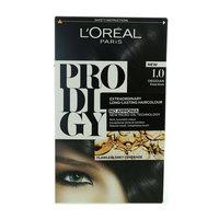 L'Oreal Prodigy Obsidian Deep Black 1.0 Hair Colour