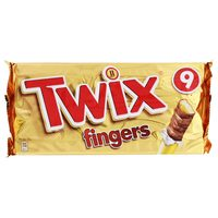 Twix Biscuits Finger 23gx9