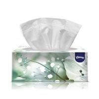 kleenex Facial Tissues Garden 200 Sheets
