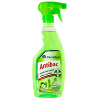 Carrefour Disinfectant Bathroom Cleaner Pine 500ml