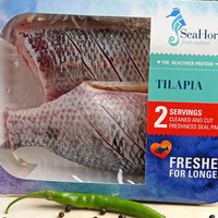 Sea Horse Chilled Gutted Tilapia 300g
