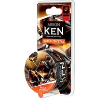Areon Air Freshener Ken Black Crystal Box