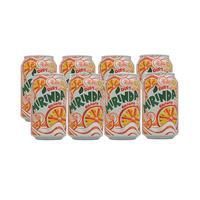 Mirinda Soft Drink Can Diet 330ML X8