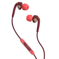 Skullcandy Earphone S2FXGM-432 Bombshell Floral Plum Coral Gold