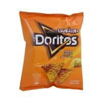 Doritos Chips Tortilla Nacho Cheese 23 Gram