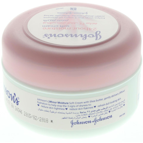 Johnson'S-24-Hour-Moisture-Soft-Cream-300ml