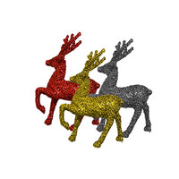 Promo Deer Paillettes Assorted 20CM