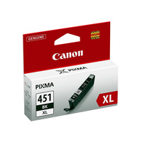 Canon CLI-451 XL Black Ink Cartridge