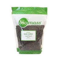 Biomass Black Quinoa 454GR