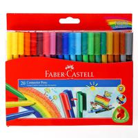 Faber-Castell Connector Pen 20 Color