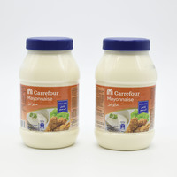Carrefour mayonnaise full fat  2 x 946 g