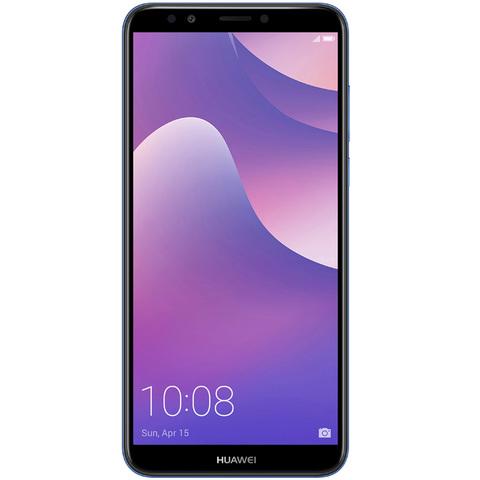 cca1bb49703061 Buy Huawei Y7 Prime 2018 Dual Sim 4G 32GB Blue Online - Shop null on ...