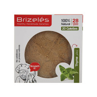 Brizeles Galettes Thyme 140g