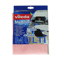 Vileda Multi Purpose Microfiber Cloth / Cleaning Cloth 1Pc