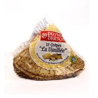 Paysan Breton Vanilla Crepes 12 x 370 g