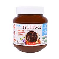Nutiva Organic Hazelnut Classic 369GR