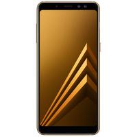 Samsung Galaxy A8 2018 Dual Sim 4G 64GB Gold
