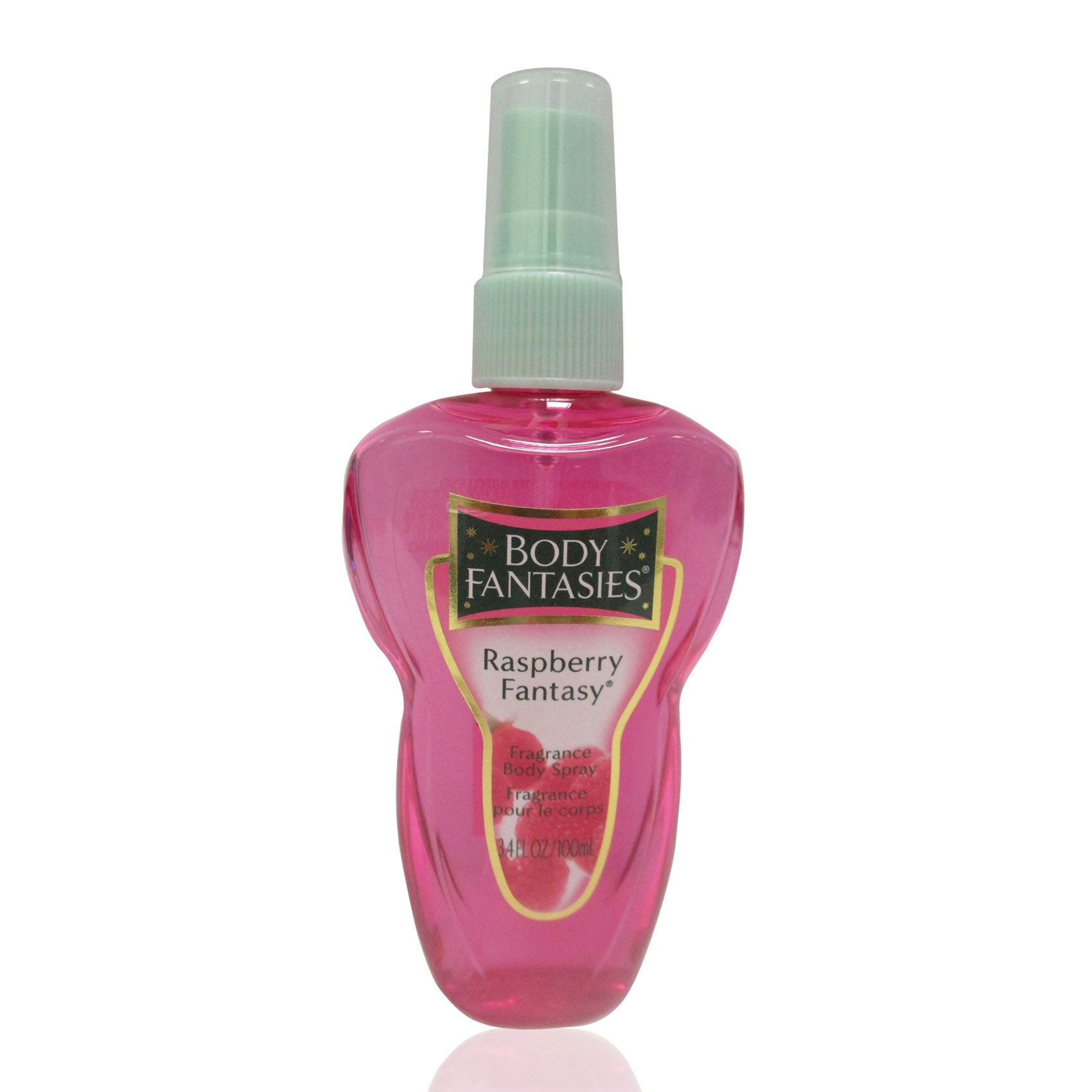 BODY FANTASIES 100ML RASPBERRY
